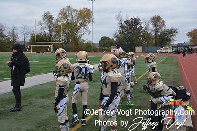 11-01-2014 Capital Beltway League Mighty Mite Championship, Ridge Road Titans vs Montgomery Village Chiefs, Photo by Jeffrey Vogt, MoCoDaily