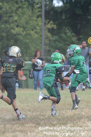 09-05-2015 Montgomery Village Sports Association Chiefs vs Peppermill Pirates Cadets , Photos by Jeffrey Vogt, MoCoDaily