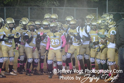 10-17-2015 Montgomery Village Sports Association Chiefs JR Midgets vs Ridge Road Titans, Photos by Jeffrey Vogt, MoCoDaily