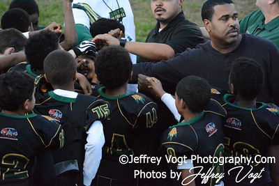 11-27-2015 Montgomery Village Mighty Mites Chiefs Green vs Ward 5 Warriors, Photos by Jeffrey Vogt, MoCoDaily