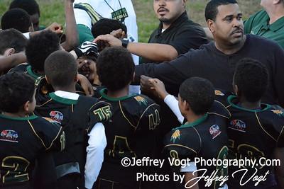 11-27-2015 Montgomery Village Mighty Mites Chiefs Green vs Ward 5 Warriors, Photos by Jeffrey Vogt, MoCoDaily