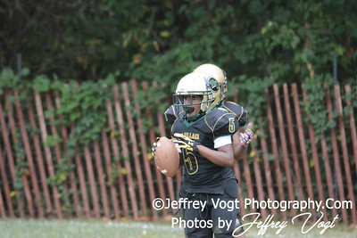 09-12-2015 Montgomery Village Sports Association Chiefs Cadets vs Western Charles Chargers, Photos by Jeffrey Vogt, MoCoDaily