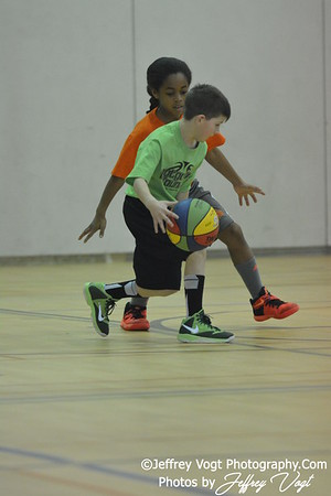 1-30-2016 Germantown Sports Association Rec Basketball 3rd Grade Hall Team, Photos by Jeffrey Vogt, MoCoDaily