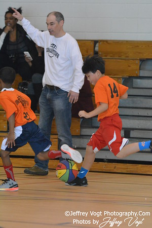1-30-2016 Germantown Sports Association Rec Basketball 3rd Grade Sullivan Team, Photos by Jeffrey Vogt, MoCoDaily