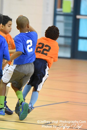 2-27-2016 Germantown Sports Association Rec Basketball 3rd Grade Sullivan Team, Photos by Jeffrey Vogt, MoCoDaily