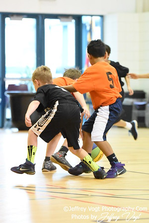 3-05-2016 Germantown Sports Association Rec Basketball 3rd Grade Sullivan Team, Photos by Jeffrey Vogt, MoCoDaily
