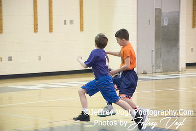02/18/2017 4th Grade Boys Basketball Coach Mann, Photos by Jeffrey Vogt, MoCoDaily