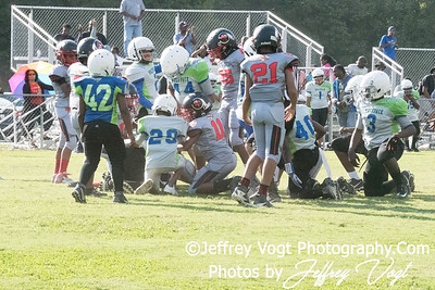 09-09-2017 North Potomac Braves Jr Pee Wee vs Waldorf Wolfpack 11U at Turkey Hill Park, Photos by Jeffrey Vogt, MoCoDaily