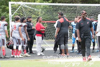 09-30-2017 North Potomac Braves 13U vs SE Tarheels at Quince Orchard HS, Photos by Jeffrey Vogt, MoCoDaily