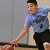 Montgomery County Recreation Basketball 6th Grade, Bucket Boys vs Attack at Plum Gar Recreation Center Germantown Maryland 2/16/2019