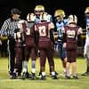RFL Sandy Spring vs Seminoles Intermediate Youth Football Game, at Mattie Stepanek Park, Rockville Maryland 10/18/2019