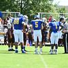 RFL Seminoles vs Blessed Sacrament Intermediate Youth Football Game, at Mattie Stepanek Park, Rockville Maryland 9/07/2019