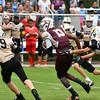 RFL Seminoles vs Bears Intermediate Youth Football Game, at Mattie Stepanek Park, Rockville Maryland 9/14/2019