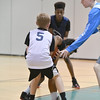 Montgomery County Recreation Basketball 7th Grade, Sesame Street vs Falcons at Kigsview Middle School, Germantown Maryland 1/25/2020