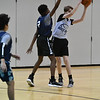 Montgomery County Recreation Basketball 7th Grade, Sesame Street vs Bulldogs at Kigsview Middle School, Germantown Maryland 2/29/2020