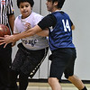 Montgomery County Recreation Basketball 7th Grade, Sesame Street vs Future Stars at Kigsview Middle School, Germantown Maryland 3/07/2020