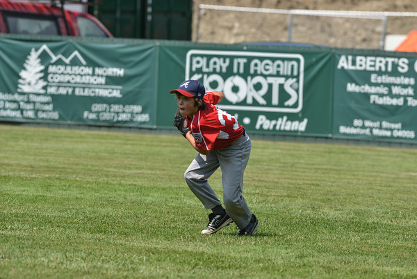 Little League Tournament - Biddeford 2014