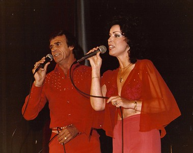 Arnie Arnold and Marie Arnold 1984