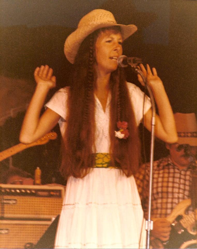 Debbie Jensen 1984