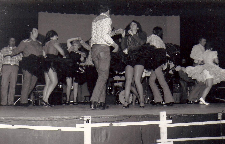 Square Dancers 1982