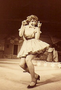 Liz Nevin 1984
