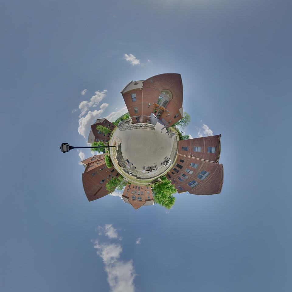 Village Planet at Muhlenberg College