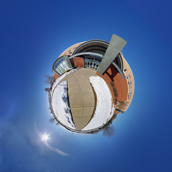 Planetoid Lower Macungie Middle School