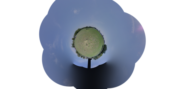 - Projection: Stereographic (4) FOV: 326 x 293 Ev: 14.44