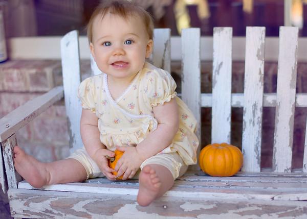 Little Pumpkin!