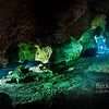 This is cave diving