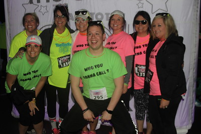 The Glo Run - Little Rock 2016