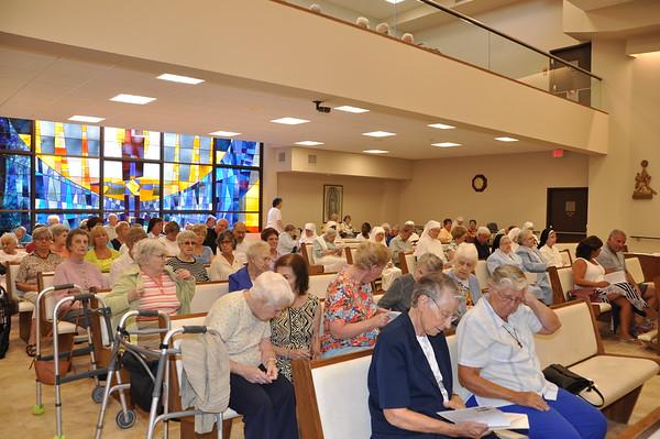 St. Jeanne Jugan Feastday 2015