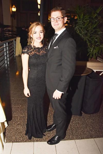 Chelsea Johnson and Mike Torsiello