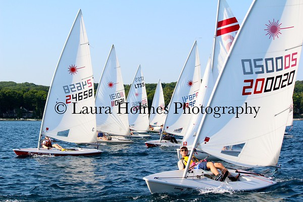 Laser Race Monday June 29