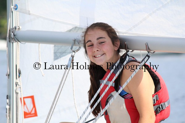 Sail School August 13th and 14th