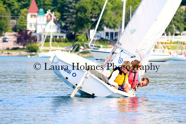 Sail School Friday July 10 AM