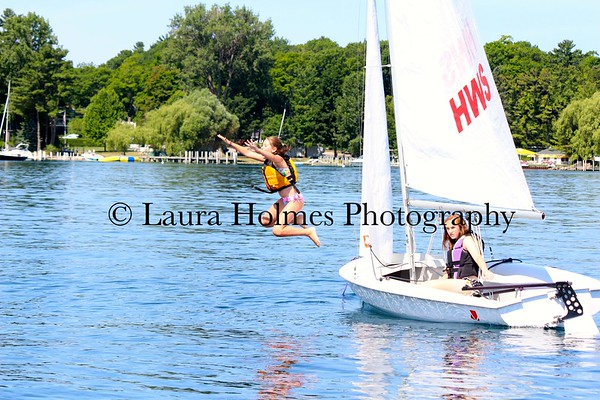 Sail School Thursday July 16th