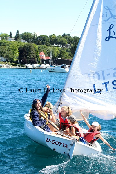 Sail School Thursday July 30th