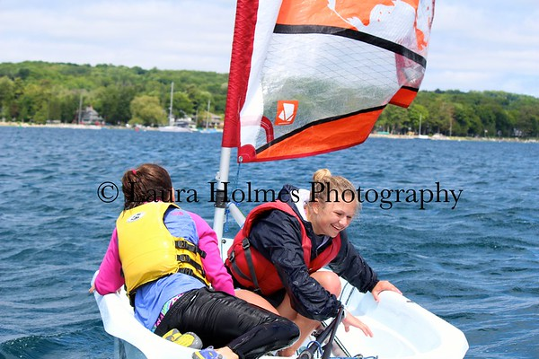 Sail School Tuesday June 23 PM