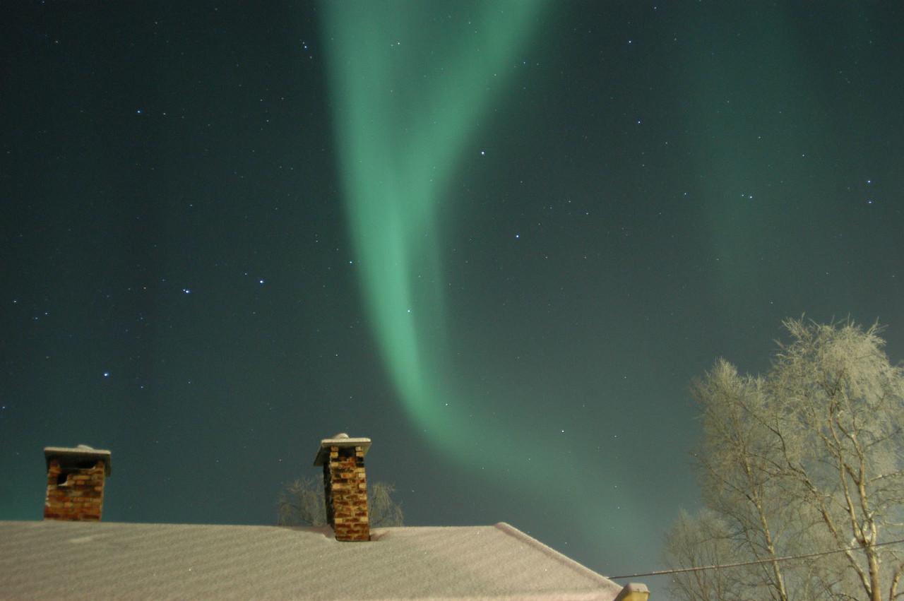 Nordlys (© Ragnar Våga Pedersen)