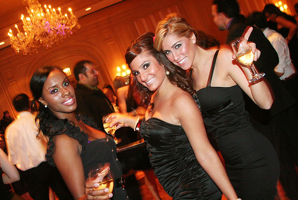 Little Black Dress Charity Soiree :: Ritz Carlton 11.13.09