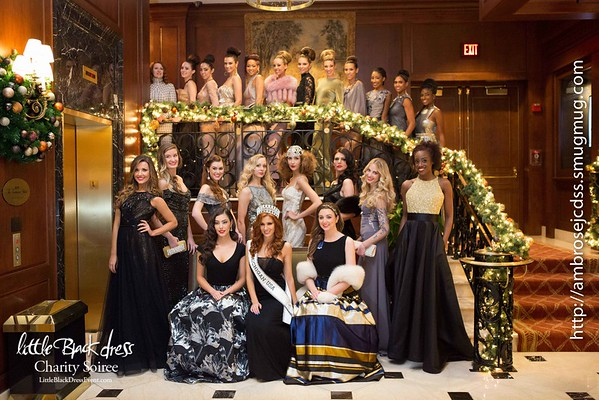 Little Black Dress Charity Soiree