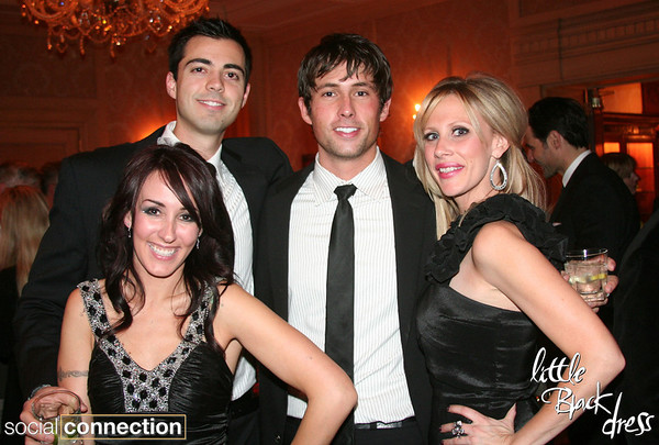 2011 Little Black Dress Charity Soiree :: The Townsend Hotel 11.19.11