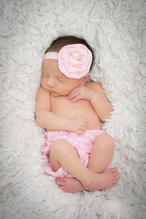 Vera's Newborn Session