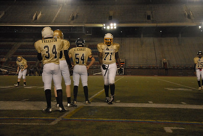 Little Quakers Night game at Franklin Field