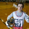 Littleton High School lacrosse player Griffin Shoemaker one of the leading scorers in the state last year.SUN/JOHN LOVE