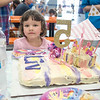 Liv Asta Robertson at 5th b day party