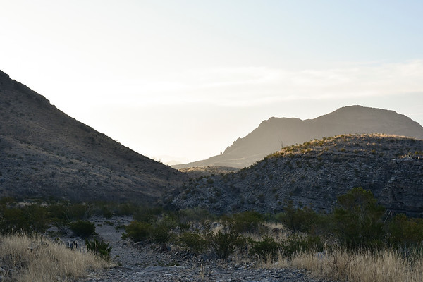 BigBend Santa Elana and Terlingua