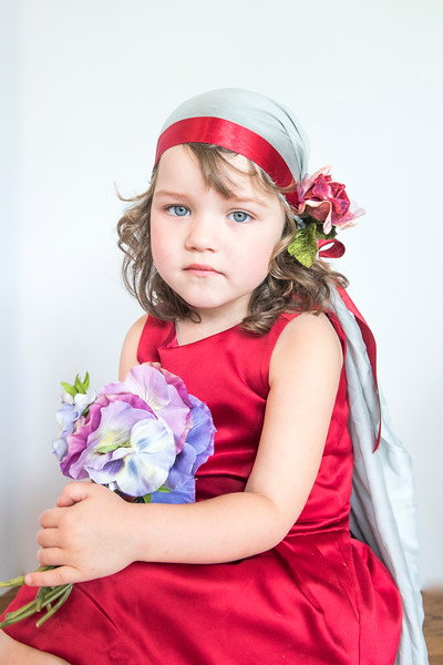 Liv 45 mo Red Dress Up Bridal at Kikis