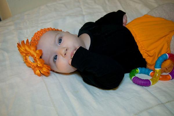 Liv's 1st Halloween